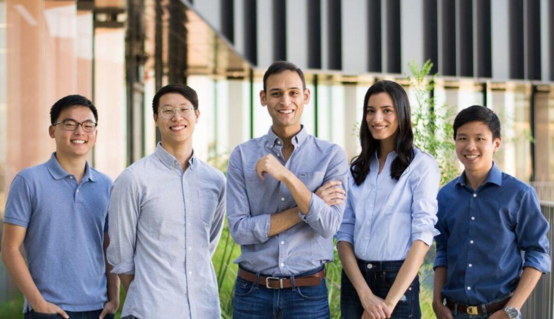 HiPR Innovation team