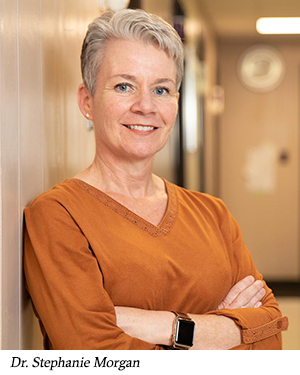 Dr. Stephanie Morgan